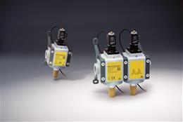 New Series MX Safemax, 3/2 way quick exhaust safety valves